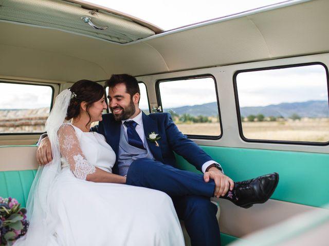 La boda de Víctor y Blanca en Torremocha Del Jarama, Madrid 100