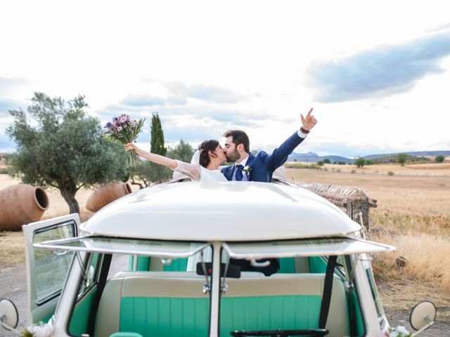 La boda de Víctor y Blanca en Torremocha Del Jarama, Madrid 103