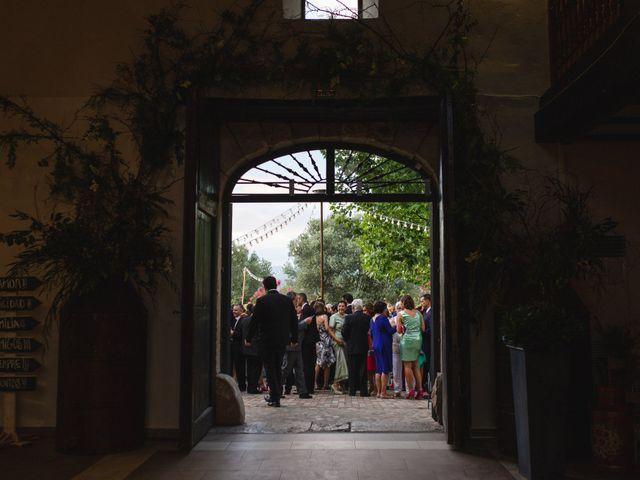 La boda de Víctor y Blanca en Torremocha Del Jarama, Madrid 110