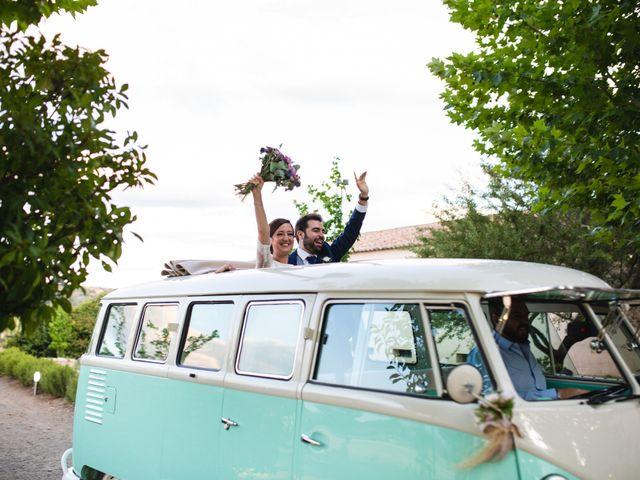 La boda de Víctor y Blanca en Torremocha Del Jarama, Madrid 112