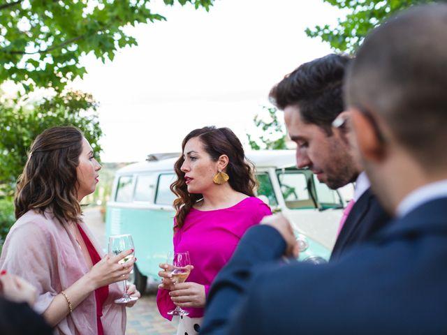 La boda de Víctor y Blanca en Torremocha Del Jarama, Madrid 116