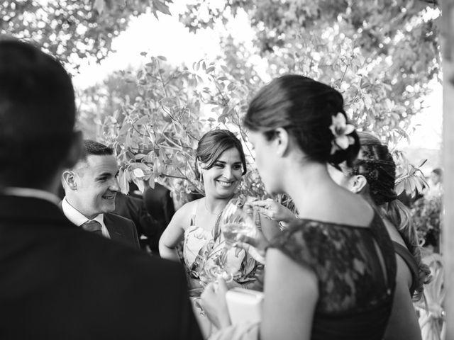 La boda de Víctor y Blanca en Torremocha Del Jarama, Madrid 118