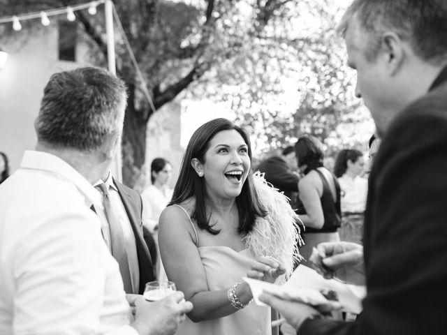 La boda de Víctor y Blanca en Torremocha Del Jarama, Madrid 119