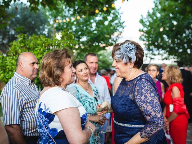 La boda de Víctor y Blanca en Torremocha Del Jarama, Madrid 122