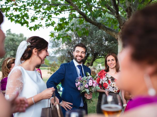 La boda de Víctor y Blanca en Torremocha Del Jarama, Madrid 124