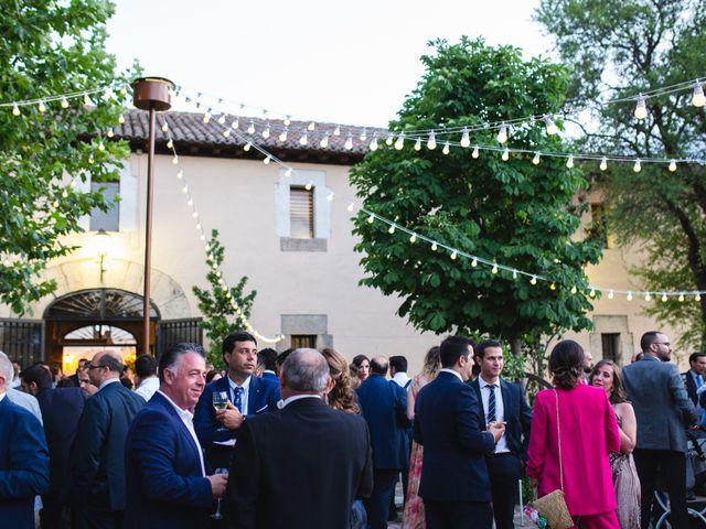 La boda de Víctor y Blanca en Torremocha Del Jarama, Madrid 125