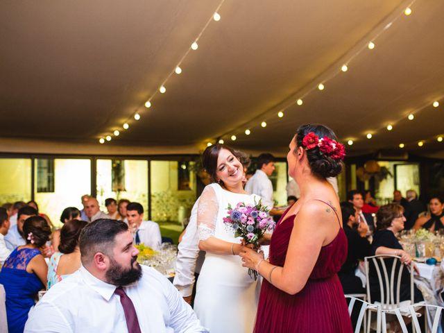La boda de Víctor y Blanca en Torremocha Del Jarama, Madrid 133