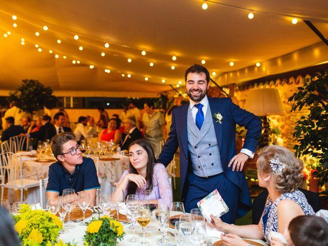 La boda de Víctor y Blanca en Torremocha Del Jarama, Madrid 134