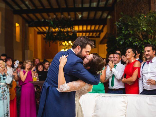 La boda de Víctor y Blanca en Torremocha Del Jarama, Madrid 138