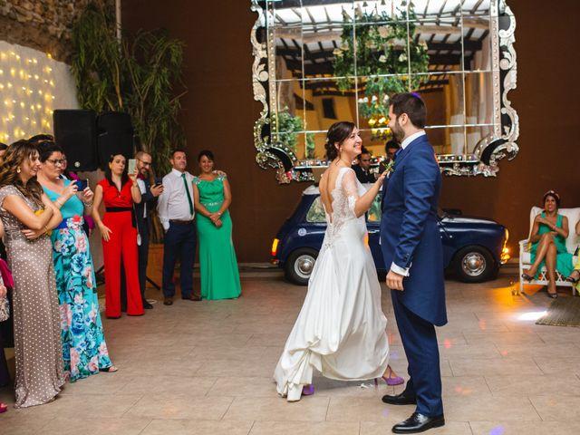 La boda de Víctor y Blanca en Torremocha Del Jarama, Madrid 139