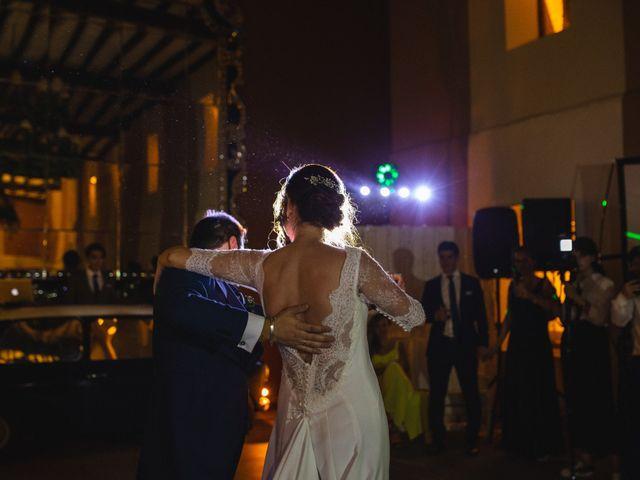 La boda de Víctor y Blanca en Torremocha Del Jarama, Madrid 141