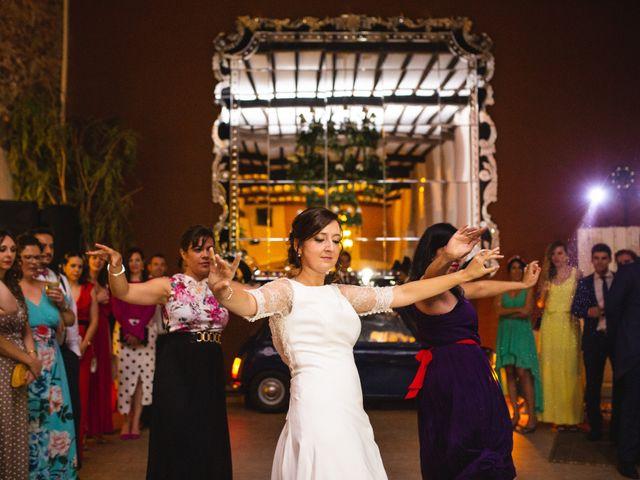 La boda de Víctor y Blanca en Torremocha Del Jarama, Madrid 142