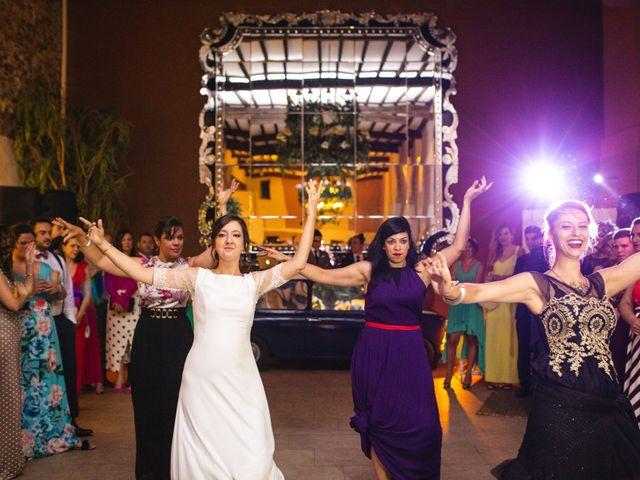 La boda de Víctor y Blanca en Torremocha Del Jarama, Madrid 143