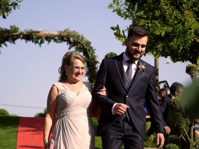 La boda de Laia y Javi en Sant Fost De Campsentelles, Barcelona 11