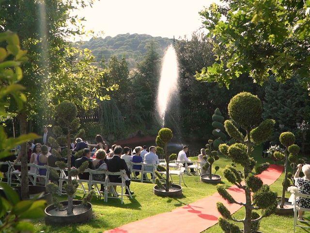 La boda de Laia y Javi en Sant Fost De Campsentelles, Barcelona 13