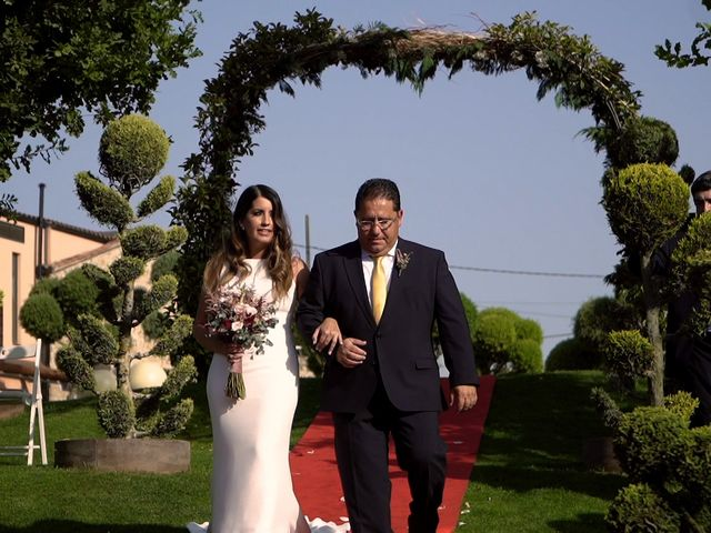 La boda de Laia y Javi en Sant Fost De Campsentelles, Barcelona 14