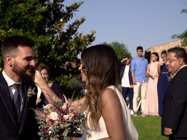La boda de Laia y Javi en Sant Fost De Campsentelles, Barcelona 19