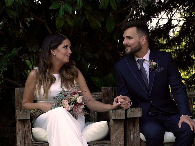 La boda de Laia y Javi en Sant Fost De Campsentelles, Barcelona 20