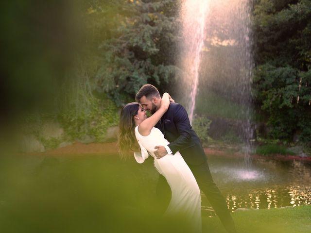 La boda de Laia y Javi en Sant Fost De Campsentelles, Barcelona 22