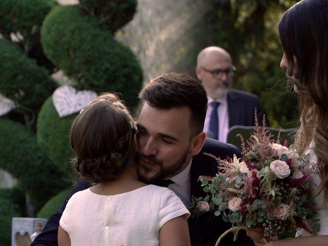 La boda de Laia y Javi en Sant Fost De Campsentelles, Barcelona 24