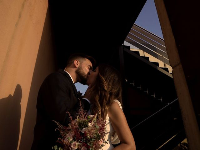 La boda de Laia y Javi en Sant Fost De Campsentelles, Barcelona 25