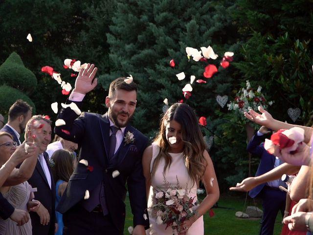 La boda de Laia y Javi en Sant Fost De Campsentelles, Barcelona 26