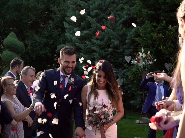 La boda de Laia y Javi en Sant Fost De Campsentelles, Barcelona 27