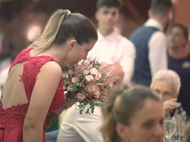 La boda de Laia y Javi en Sant Fost De Campsentelles, Barcelona 30