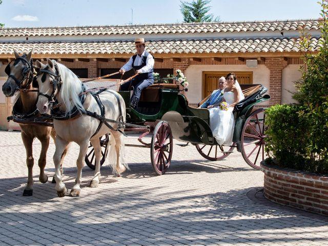 La boda de David y Aida en Illescas, Toledo 11