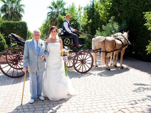 La boda de David y Aida en Illescas, Toledo 12