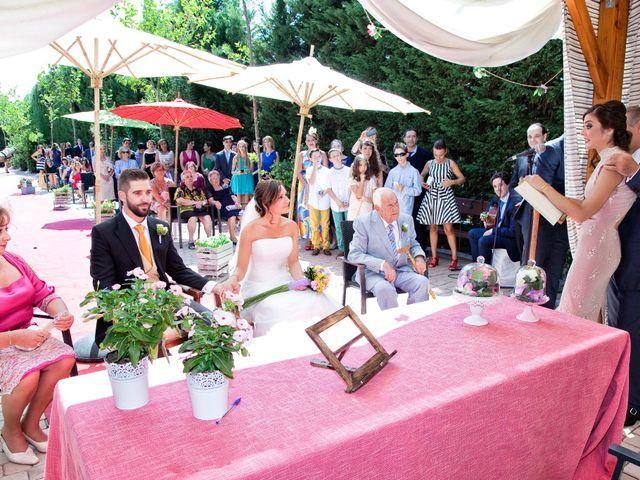 La boda de David y Aida en Illescas, Toledo 14