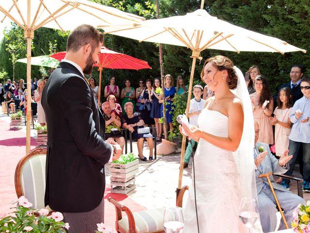 La boda de David y Aida en Illescas, Toledo 15