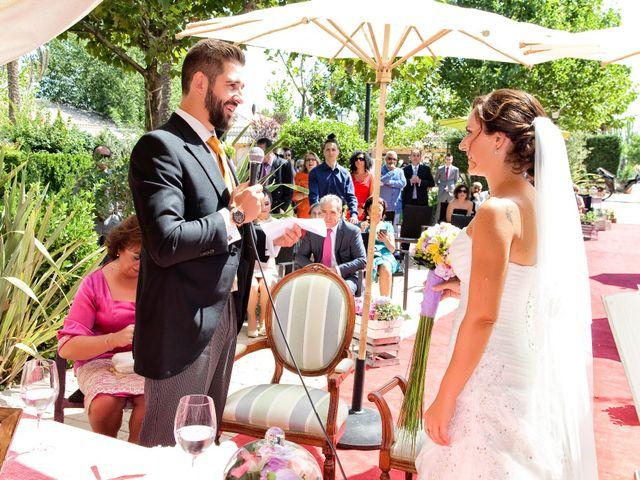 La boda de David y Aida en Illescas, Toledo 16
