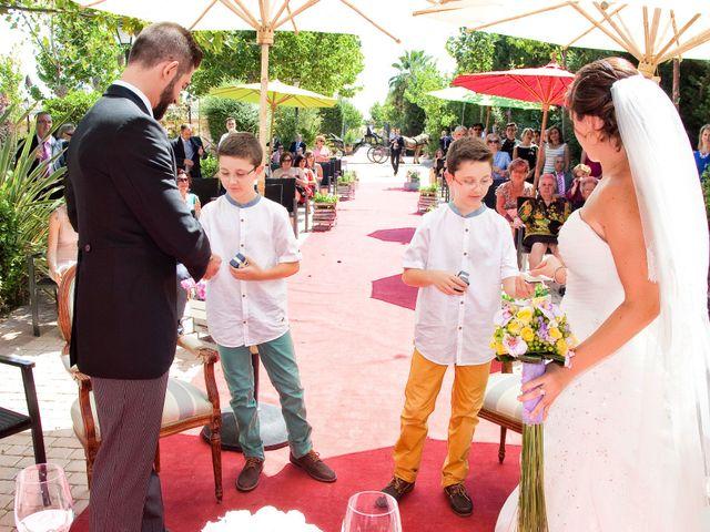 La boda de David y Aida en Illescas, Toledo 18