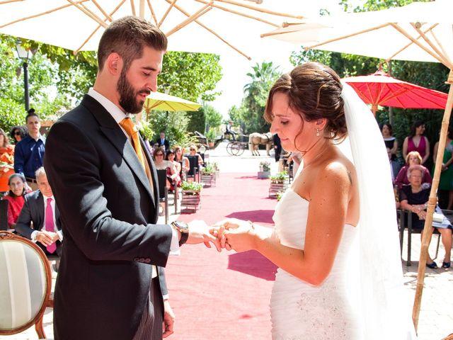 La boda de David y Aida en Illescas, Toledo 20