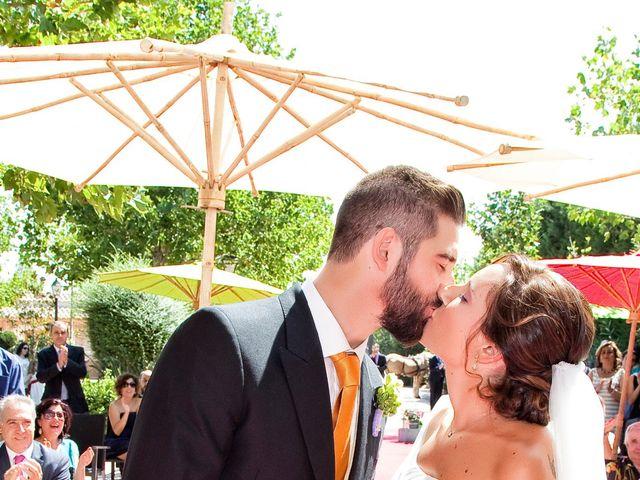 La boda de David y Aida en Illescas, Toledo 21