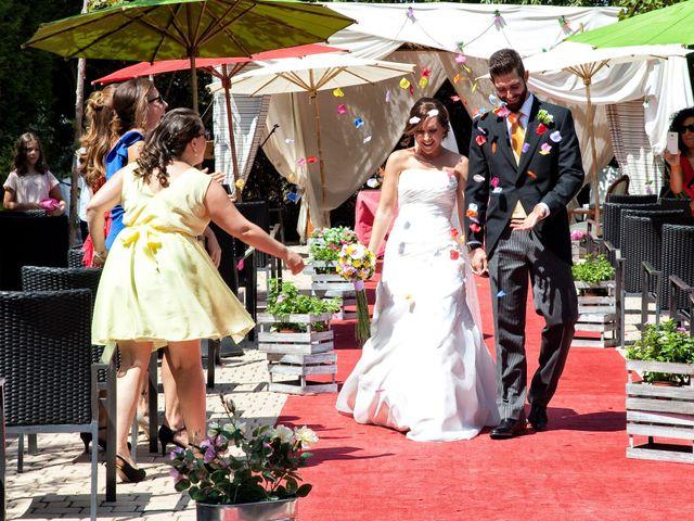 La boda de David y Aida en Illescas, Toledo 22
