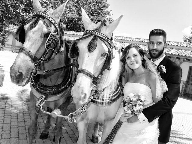 La boda de David y Aida en Illescas, Toledo 2