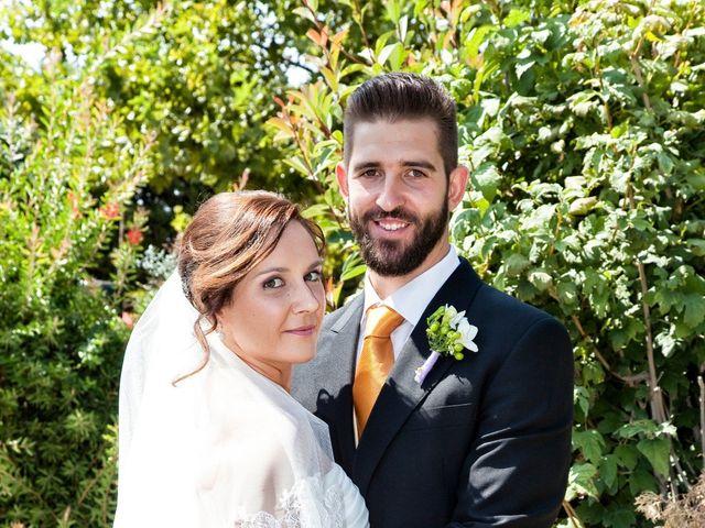 La boda de David y Aida en Illescas, Toledo 23
