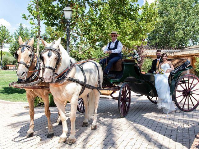 La boda de David y Aida en Illescas, Toledo 25