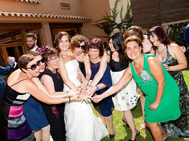 La boda de David y Aida en Illescas, Toledo 26