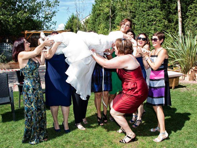 La boda de David y Aida en Illescas, Toledo 29