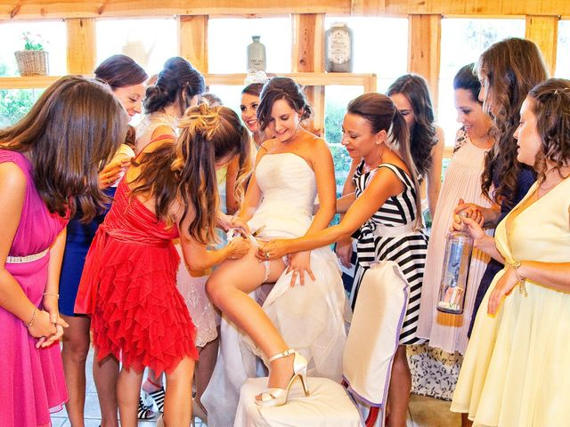 La boda de David y Aida en Illescas, Toledo 42