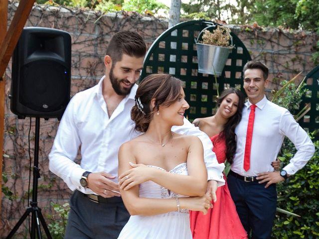 La boda de David y Aida en Illescas, Toledo 43