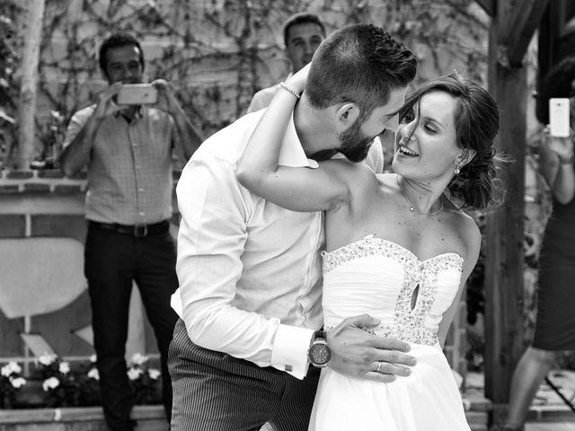 La boda de David y Aida en Illescas, Toledo 45