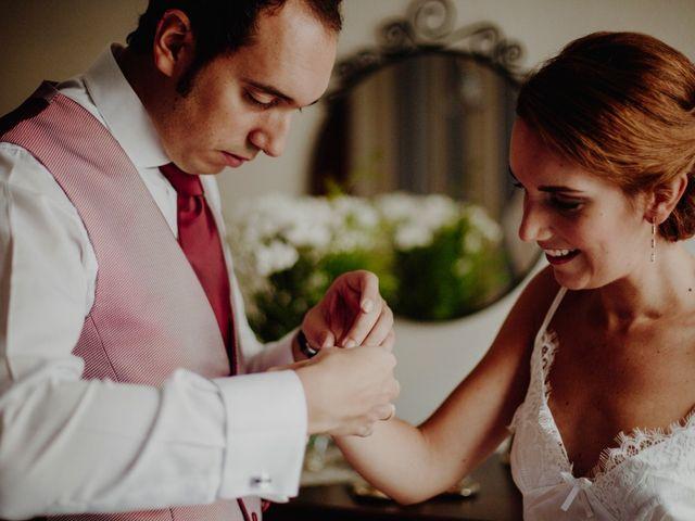 La boda de Marcos y Carmen en Tiedra, Valladolid 19