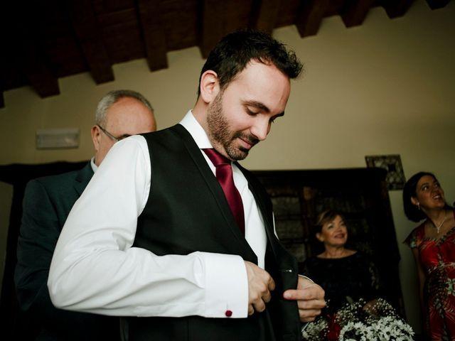 La boda de Marcos y Carmen en Tiedra, Valladolid 35