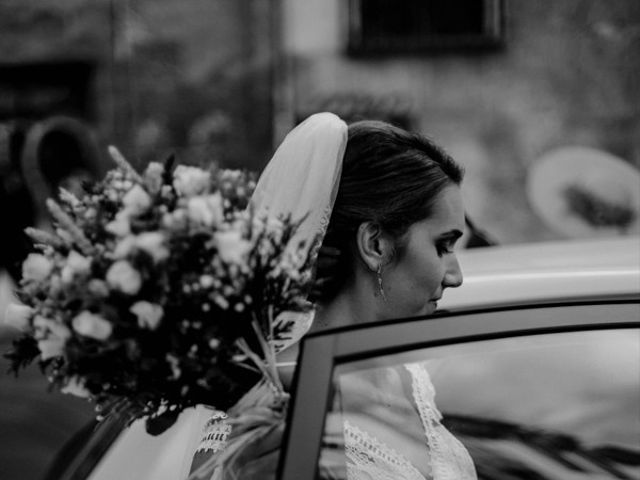 La boda de Marcos y Carmen en Tiedra, Valladolid 41