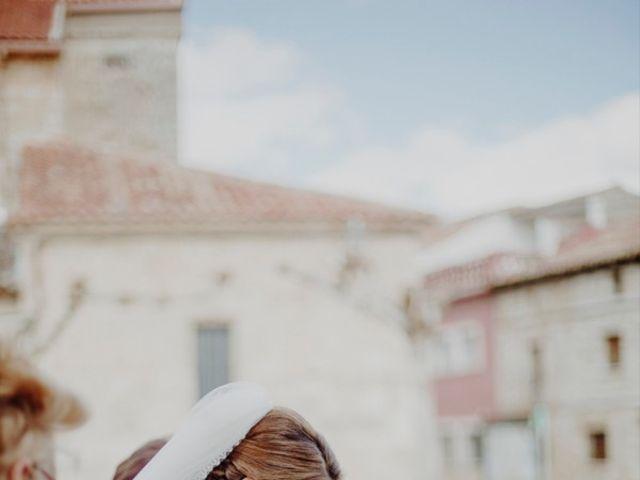 La boda de Marcos y Carmen en Tiedra, Valladolid 44