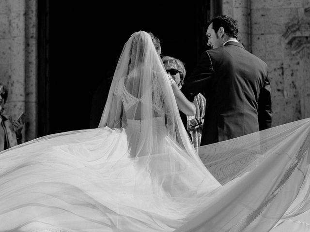 La boda de Marcos y Carmen en Tiedra, Valladolid 47